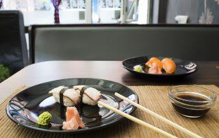 Sushi Spezialitäten